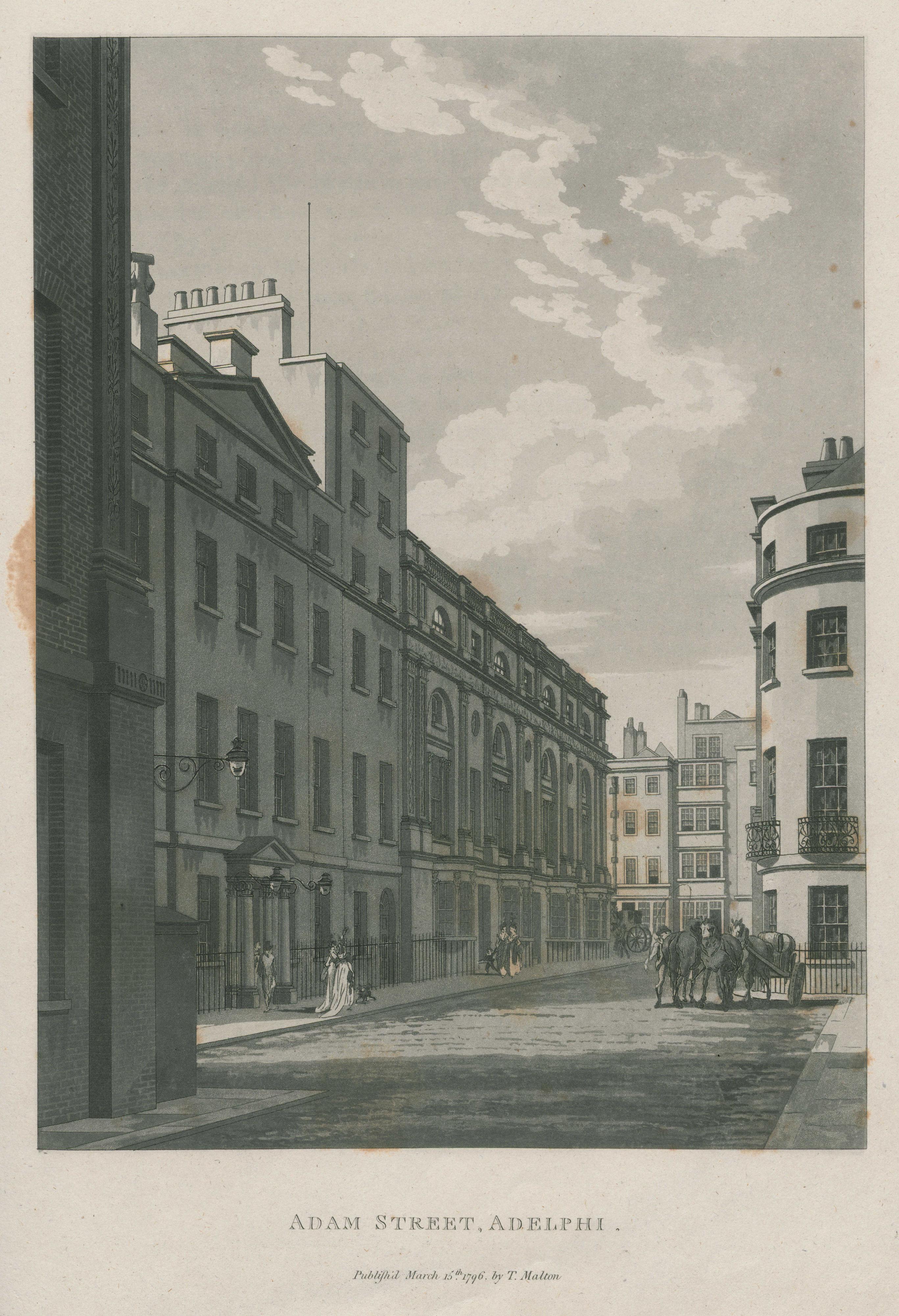 032 - Malton - Adam Street, Adelphi