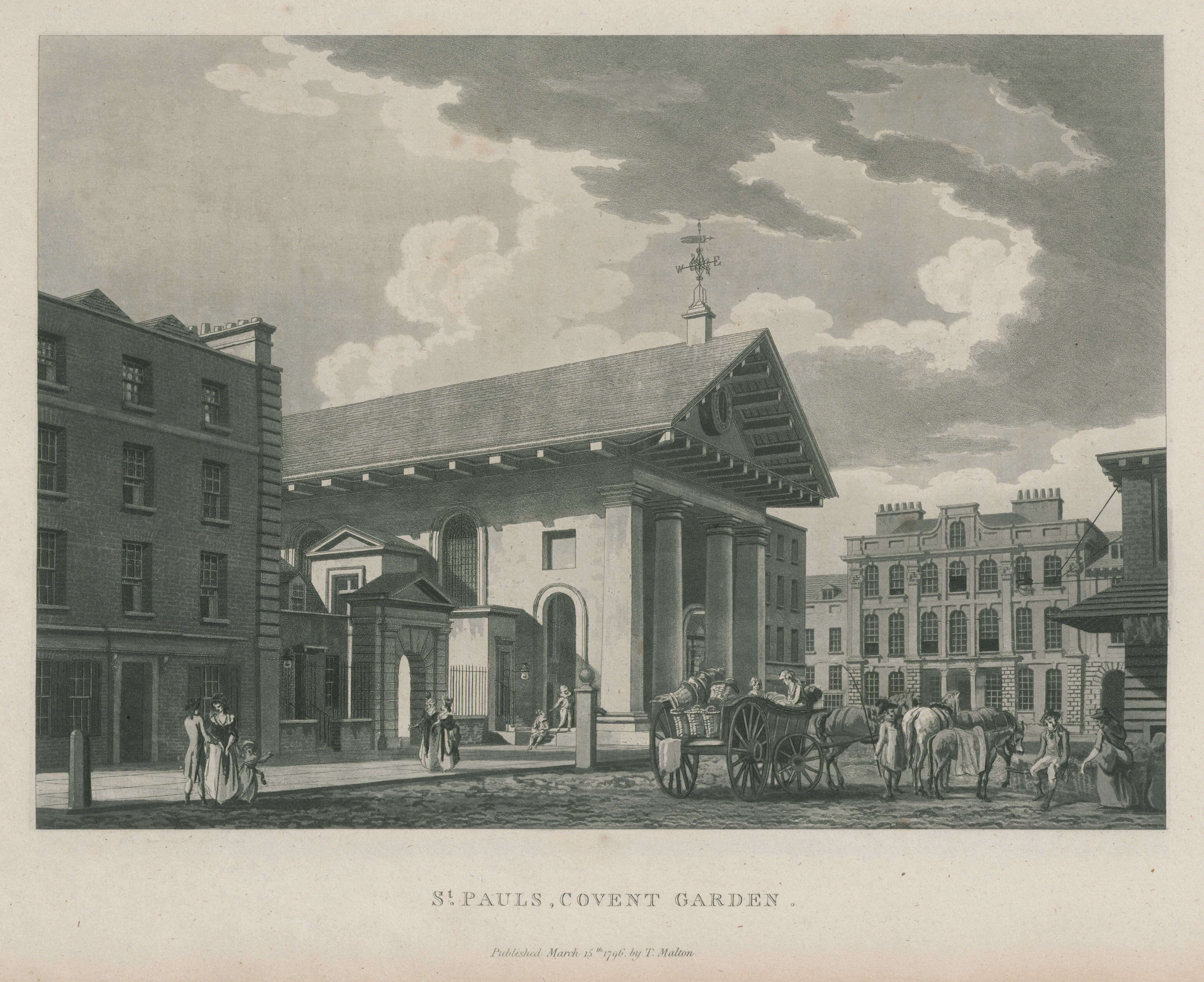 033 - Malton - St Pauls, Covent Garden