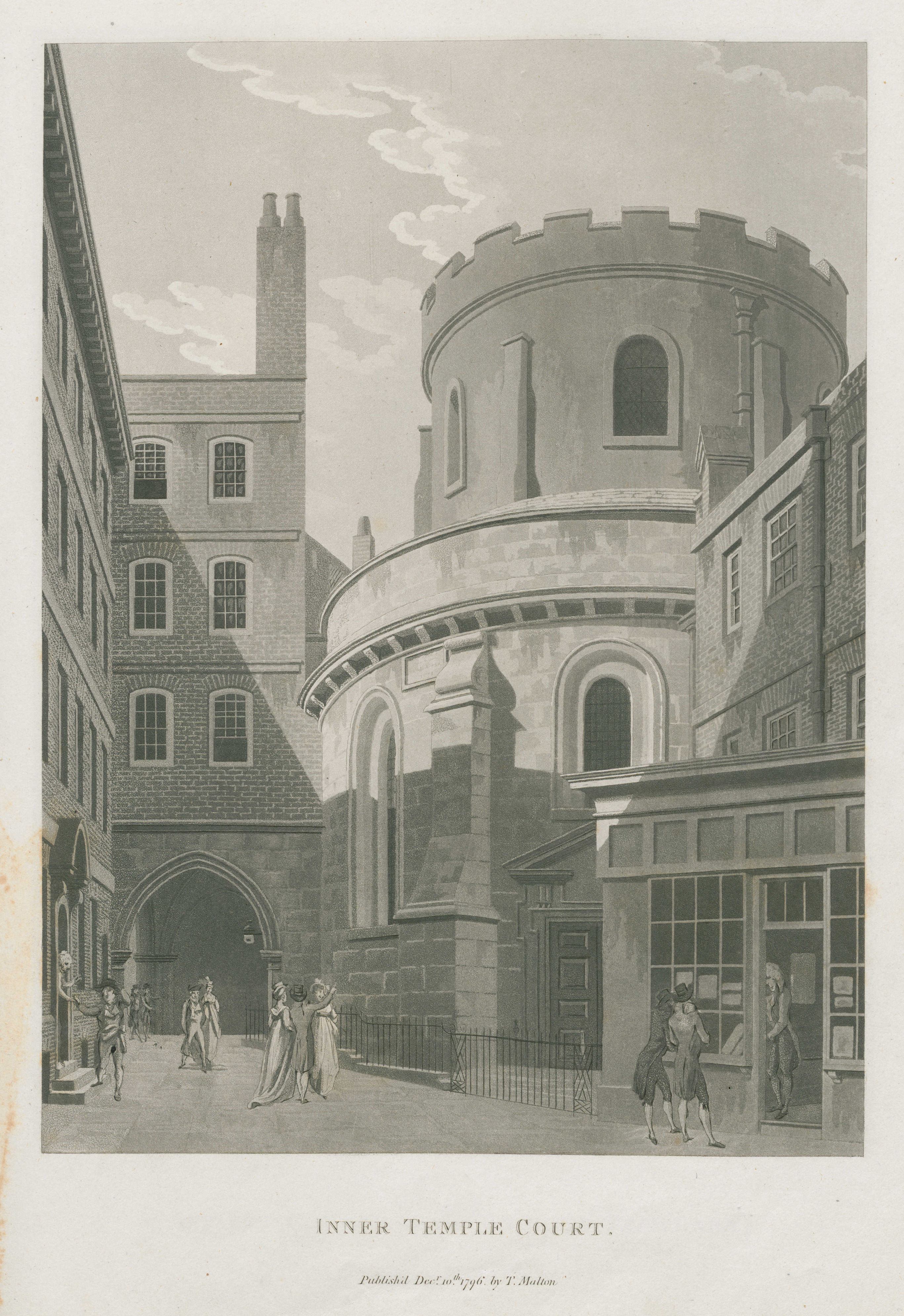 045 - Malton - Inner Temple Court
