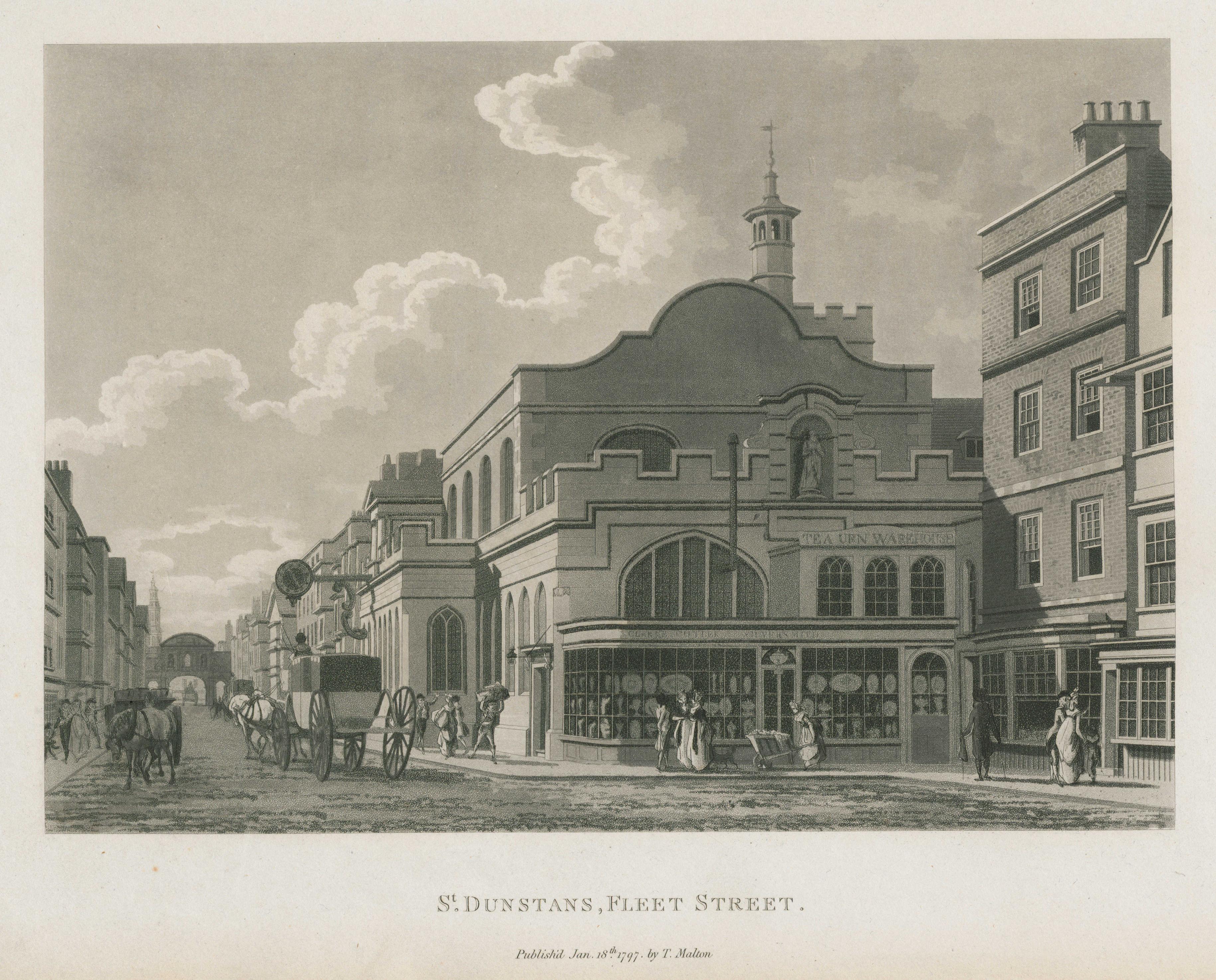 047 - Malton - St Dunstans, Fleet Street