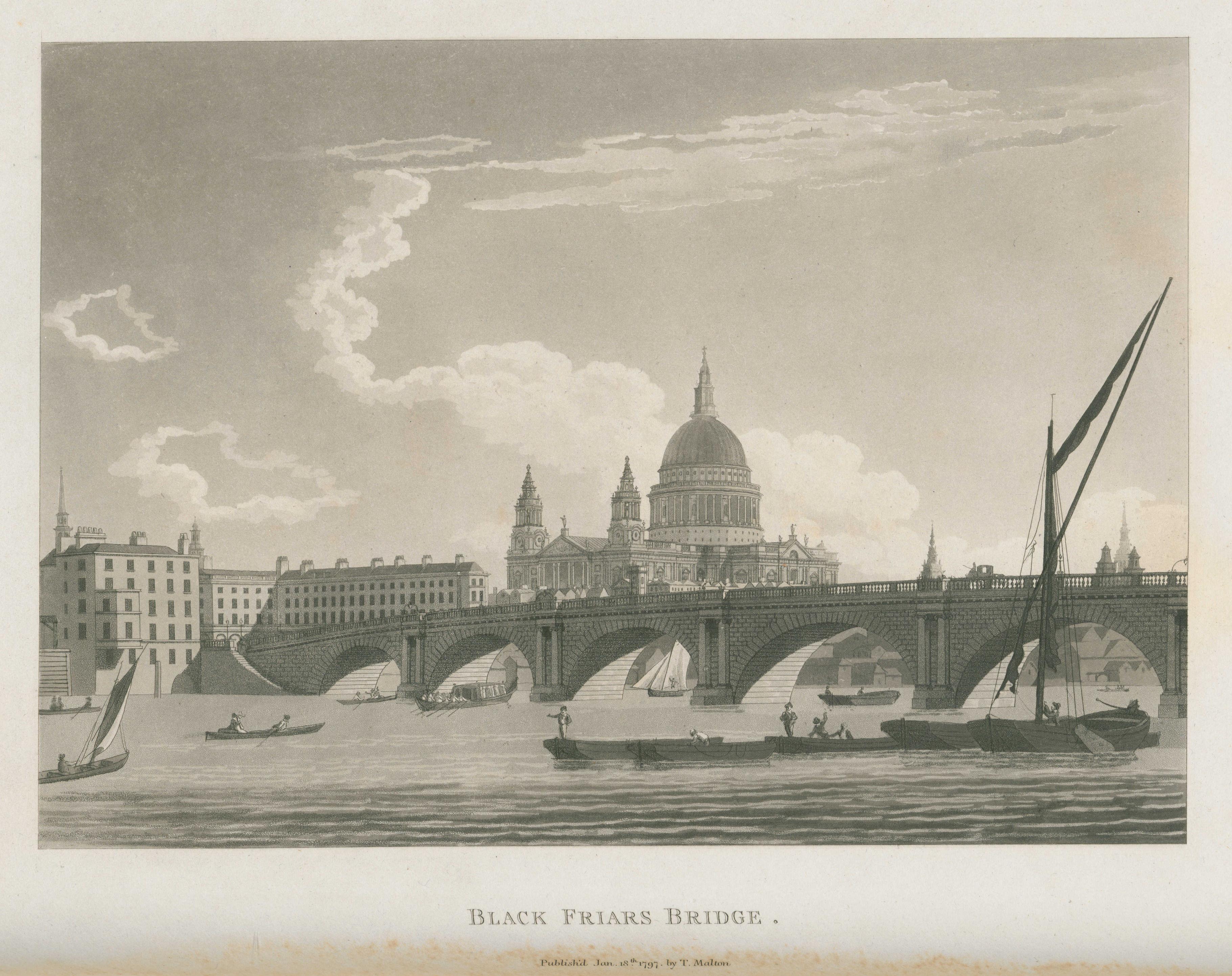 048 - Malton - Black Friars Bridge