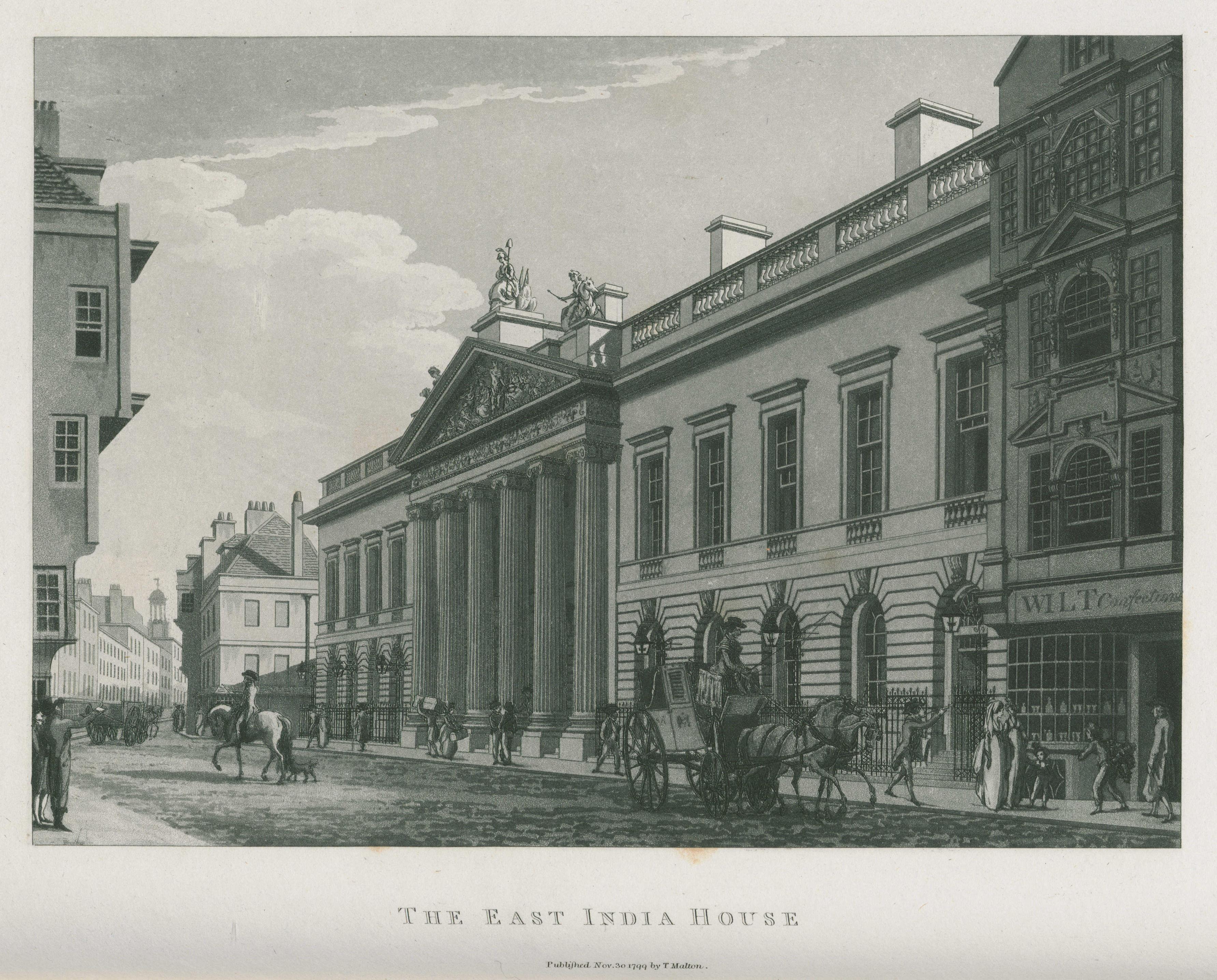 073 - Malton - The East India House