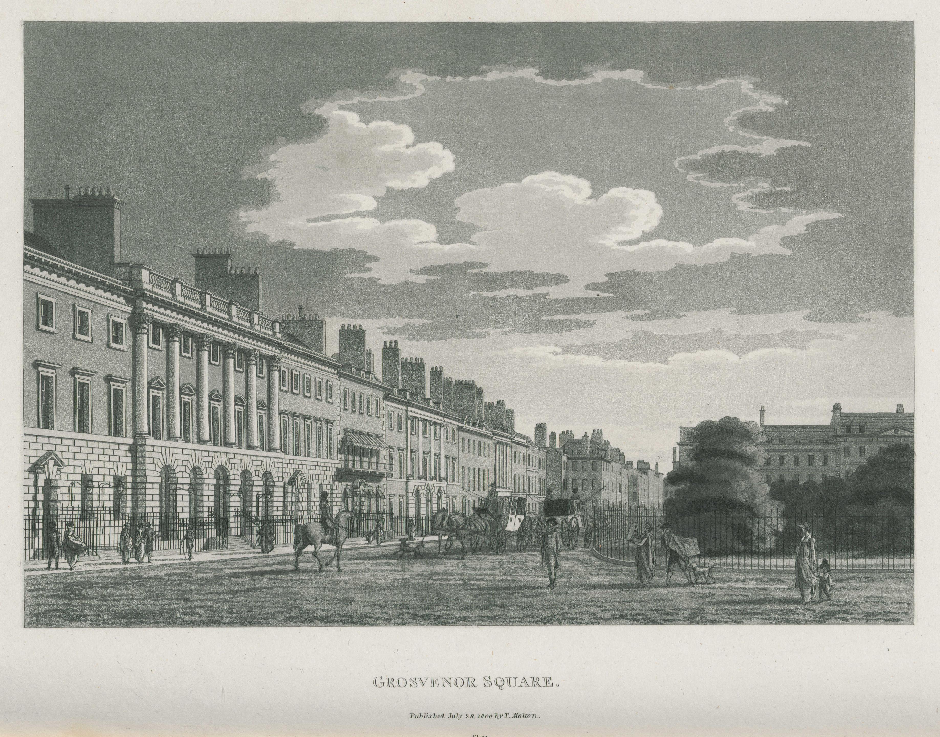 091 - Malton - Grosvenor Square