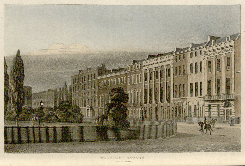 19 - Papworth - Portman Square, North Side