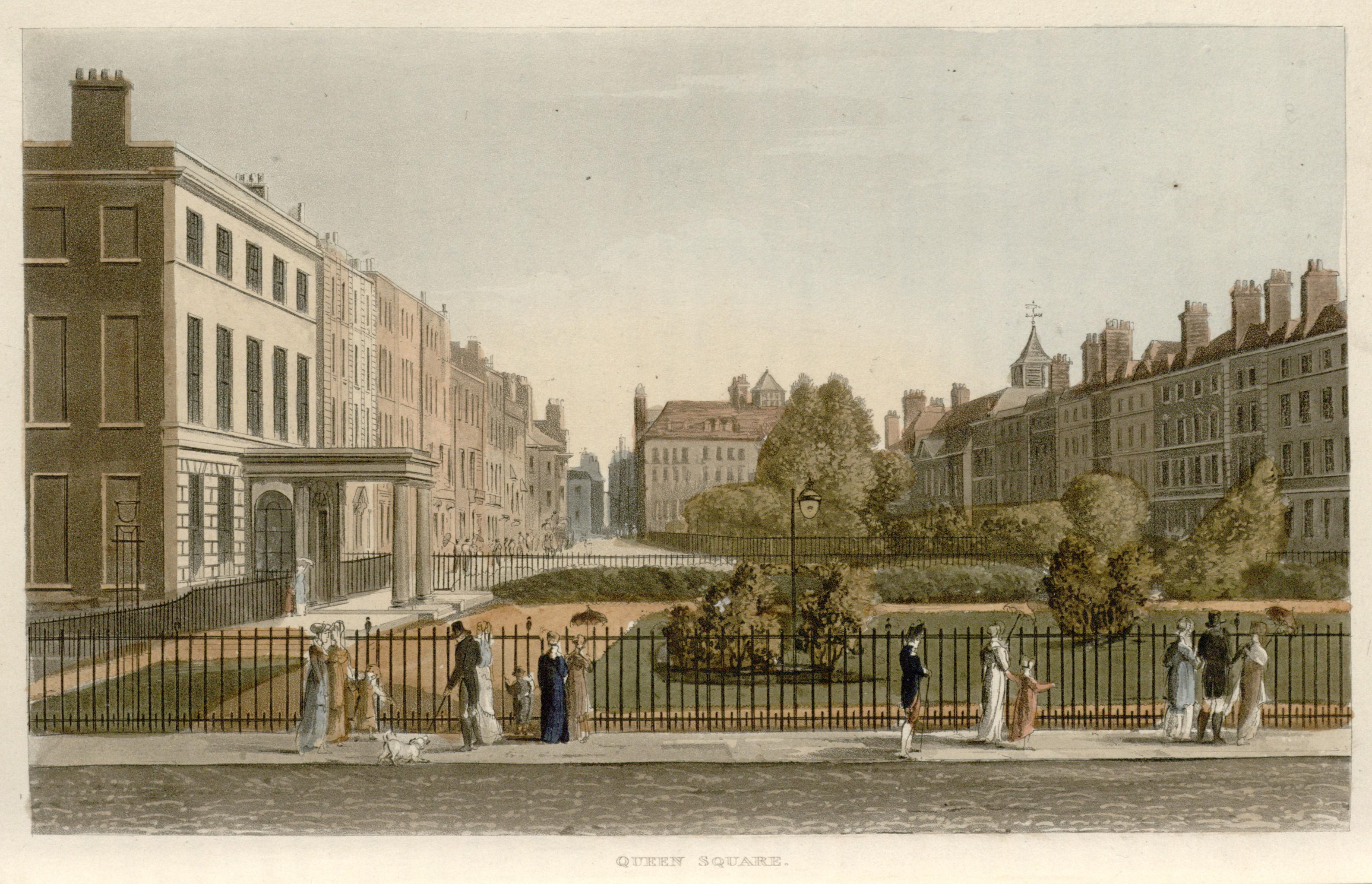 26 - Papworth - Queen Square