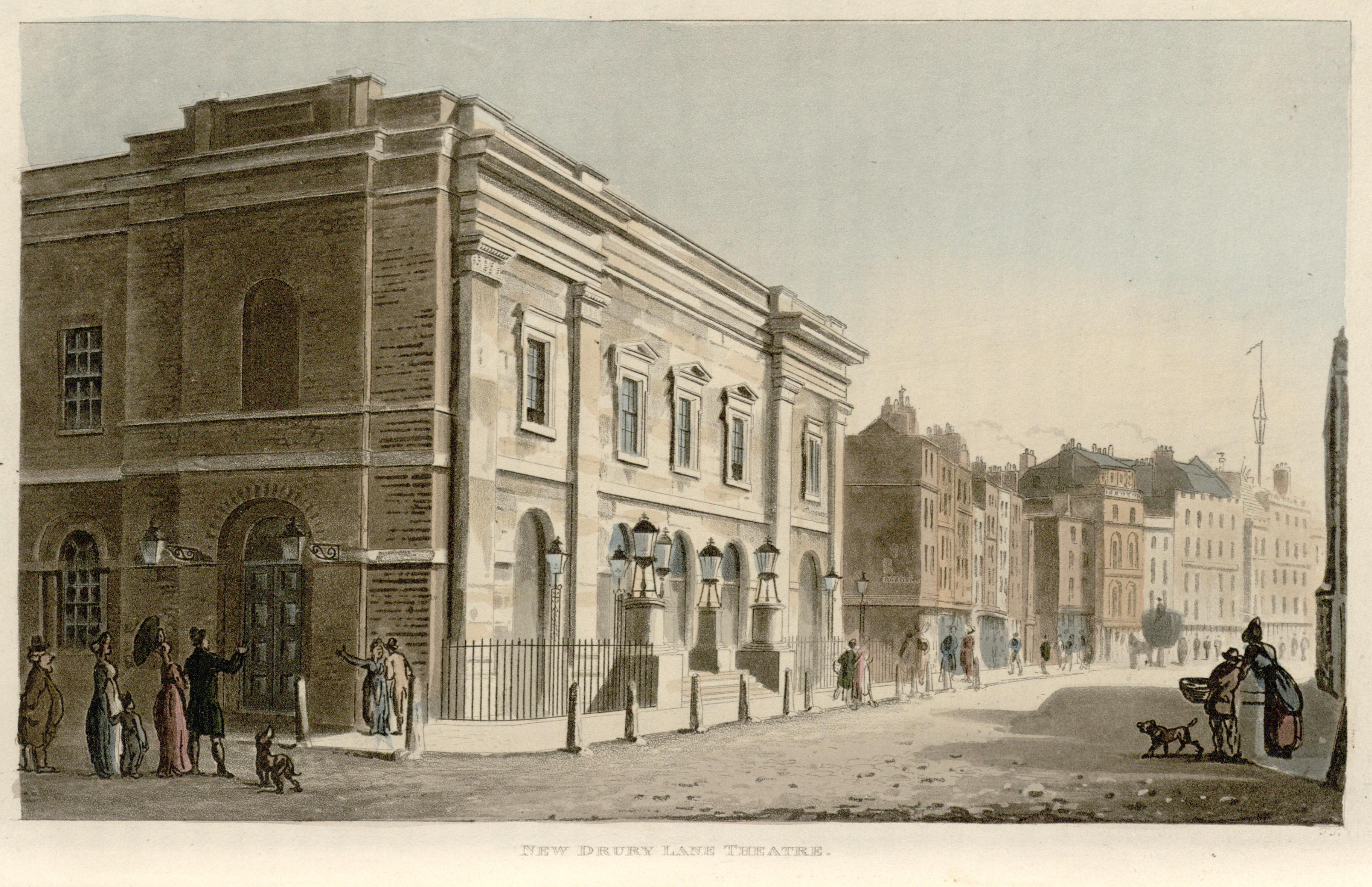 27 - Papworth - New Drury Lane Theatre