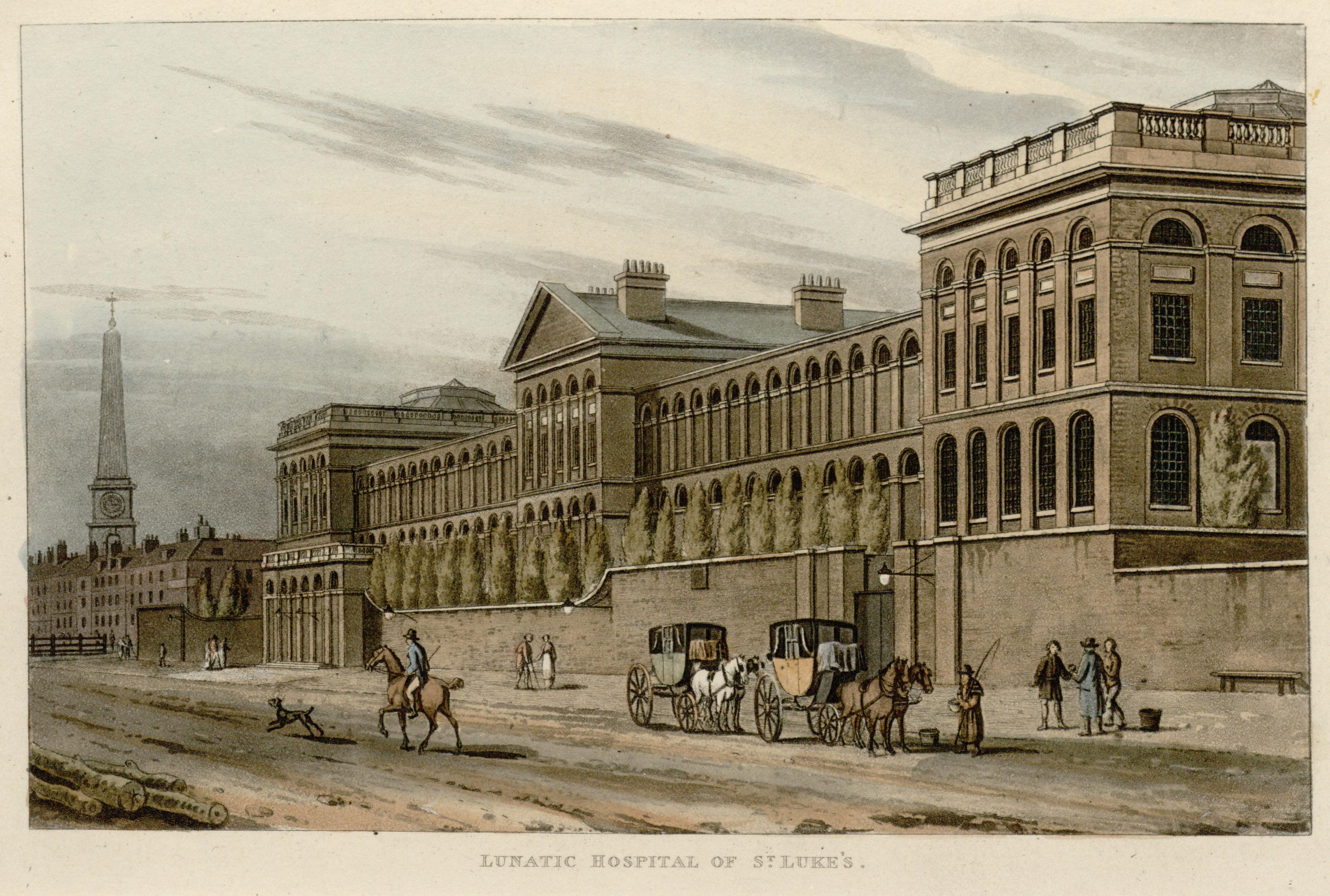 74 - Papworth - Lunatic Hospital of St Luke's