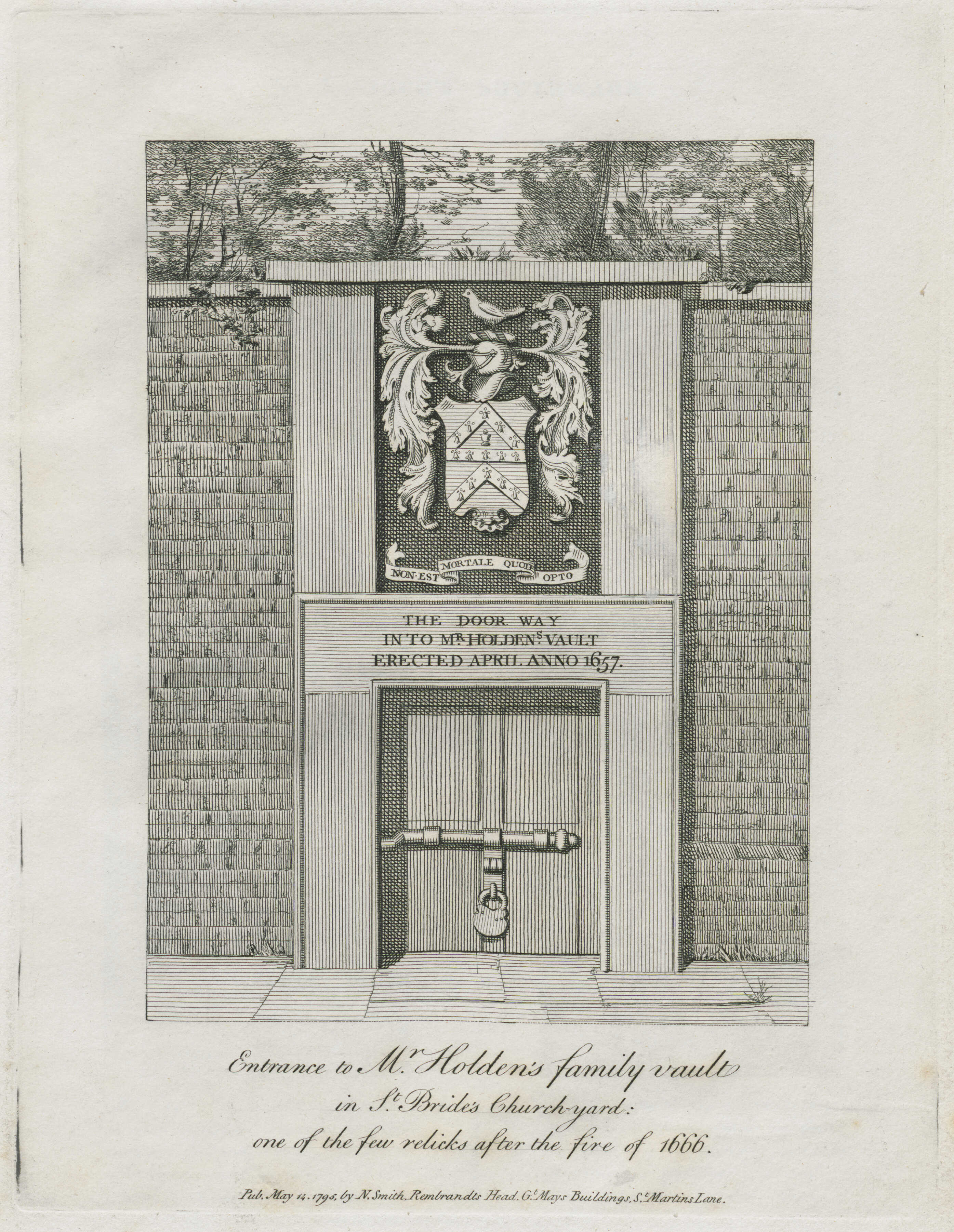57-entrance-to-mr-holdens-family-vault-in-st-brides-churchyard